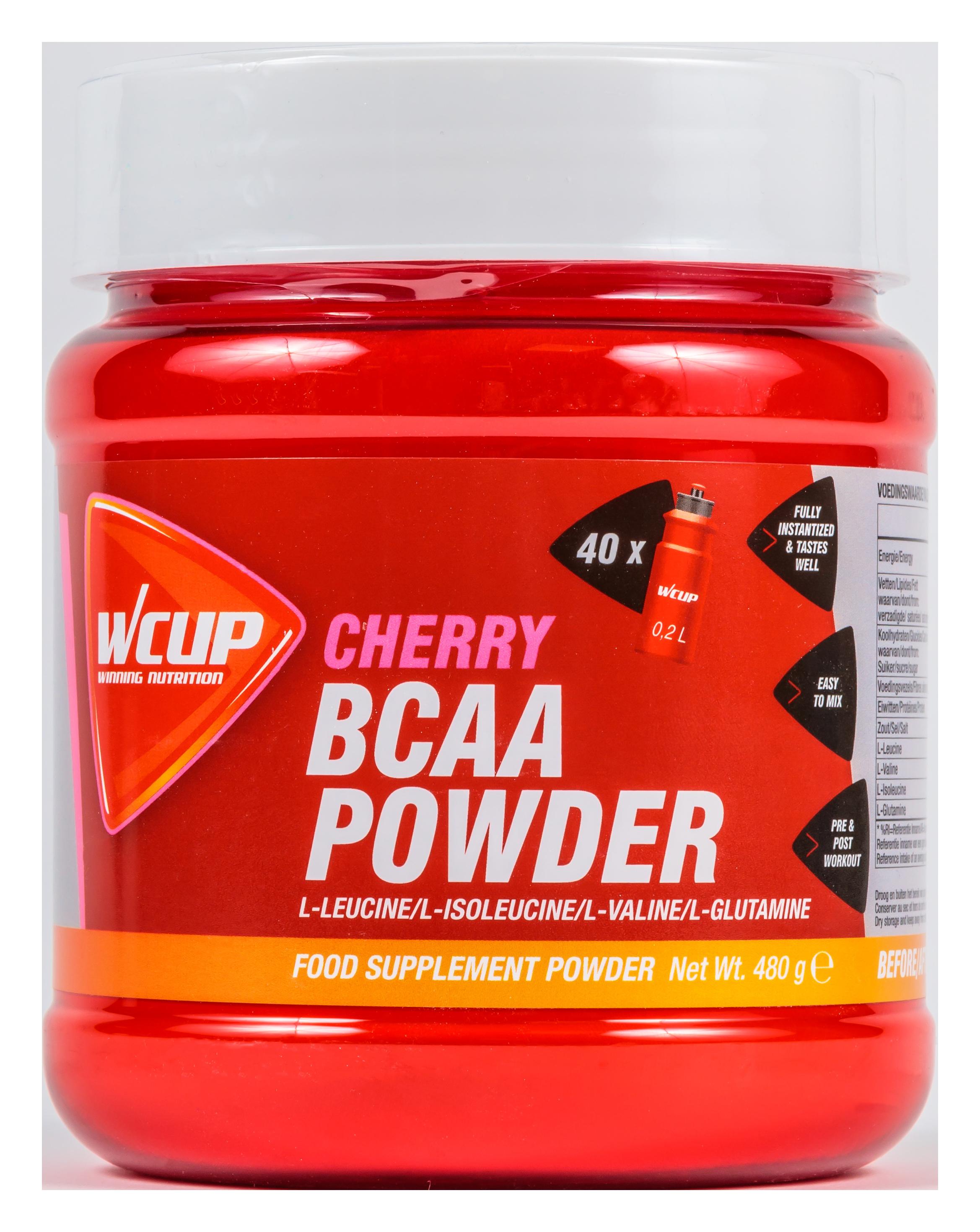 BCAA's Cherry
