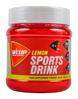Sports Drink Lemon 480 G