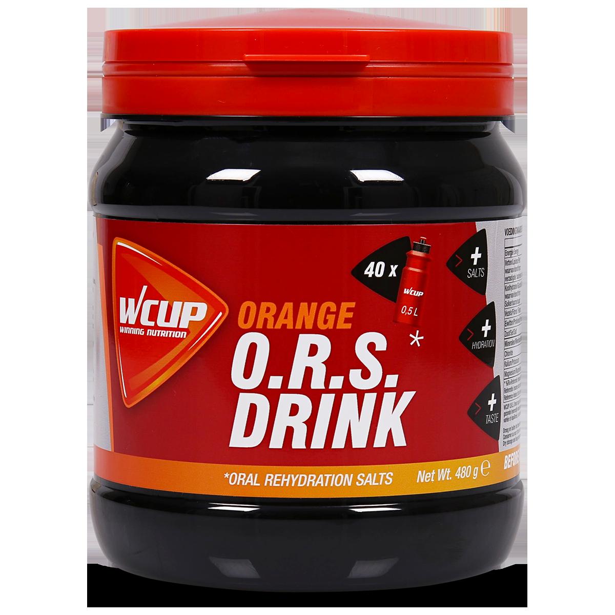 O.R.S Drink Orange