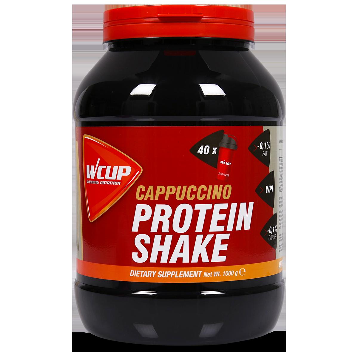 Protein shake Cappuccino