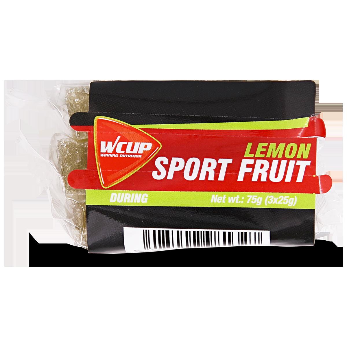 Sport Fruit Lemon
