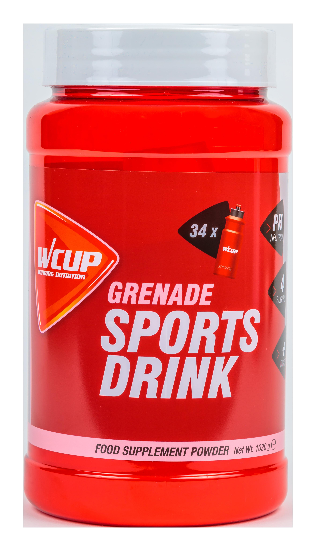Sports Drink Grenade