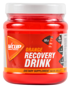 Recovery Drink Orange