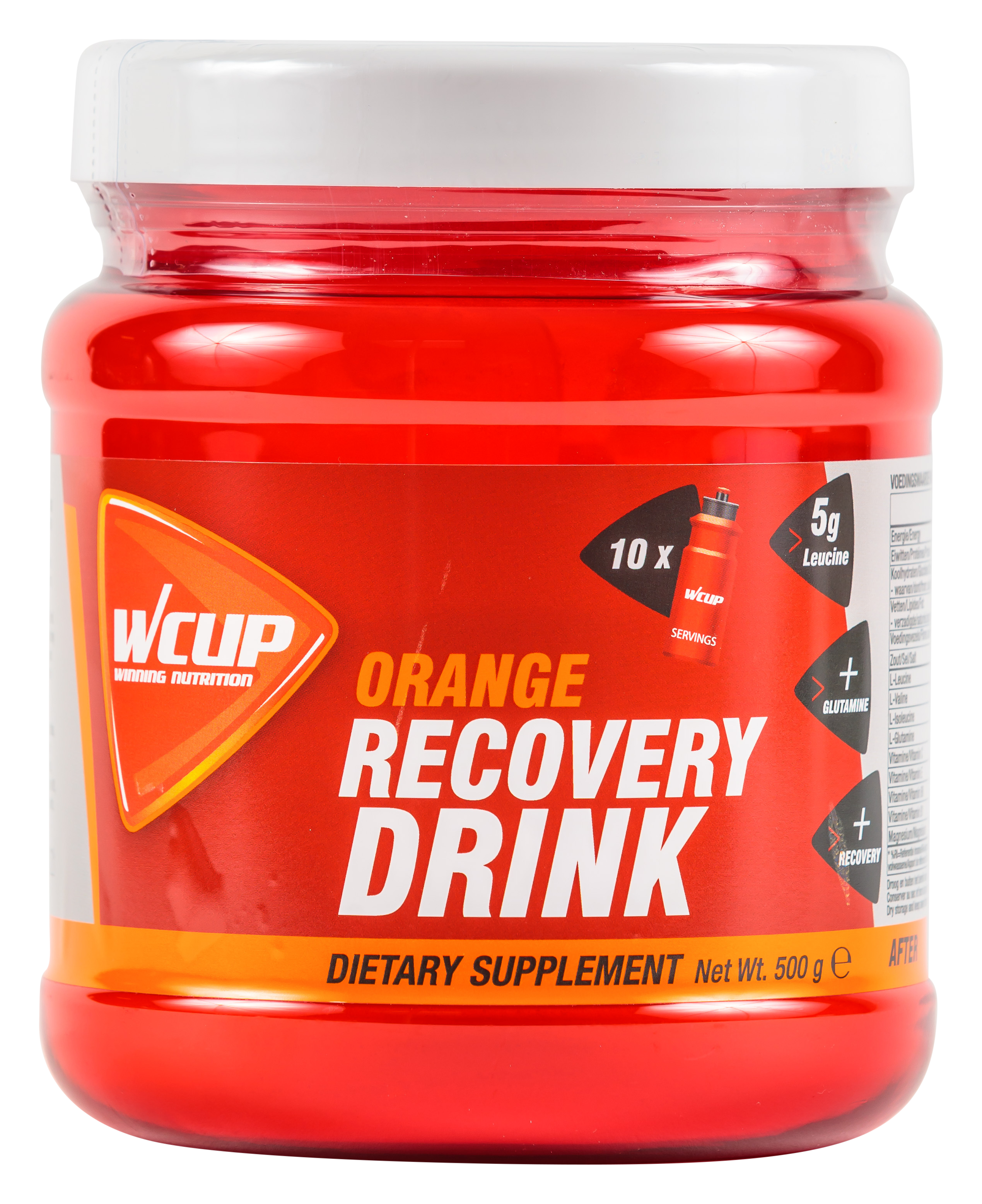 Recovery Drink Orange 500 G