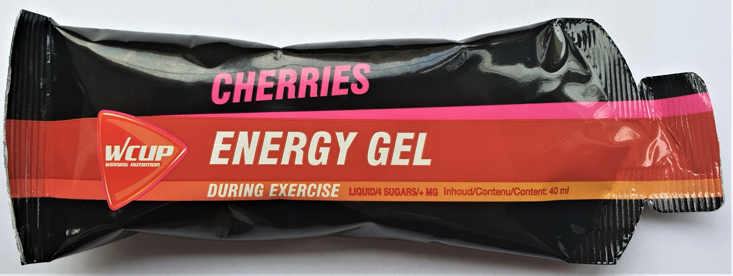 Energy Gel Cherries