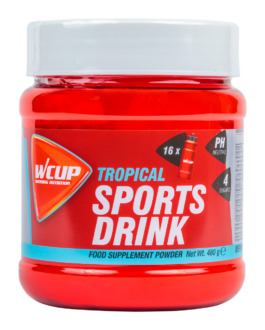 Sports Drink Tropical 480 G