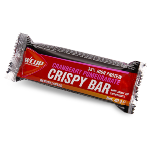 Crispy Bar Cranberry Pomegranate