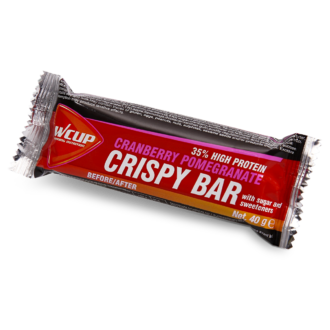 Crispy Bar Cranberry Pomegranate (1 stuk)