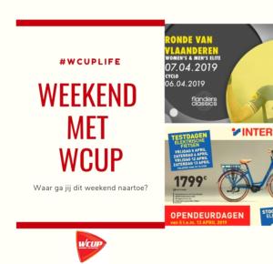Weekend met WCUP