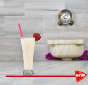 Recept: Recovery milkshake
