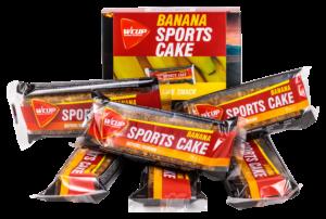 Sports Cake Banana (6 st-pce)