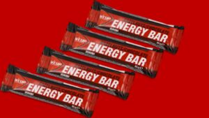 Energy bar Hazelnut- Chocolate (10 st-pce)