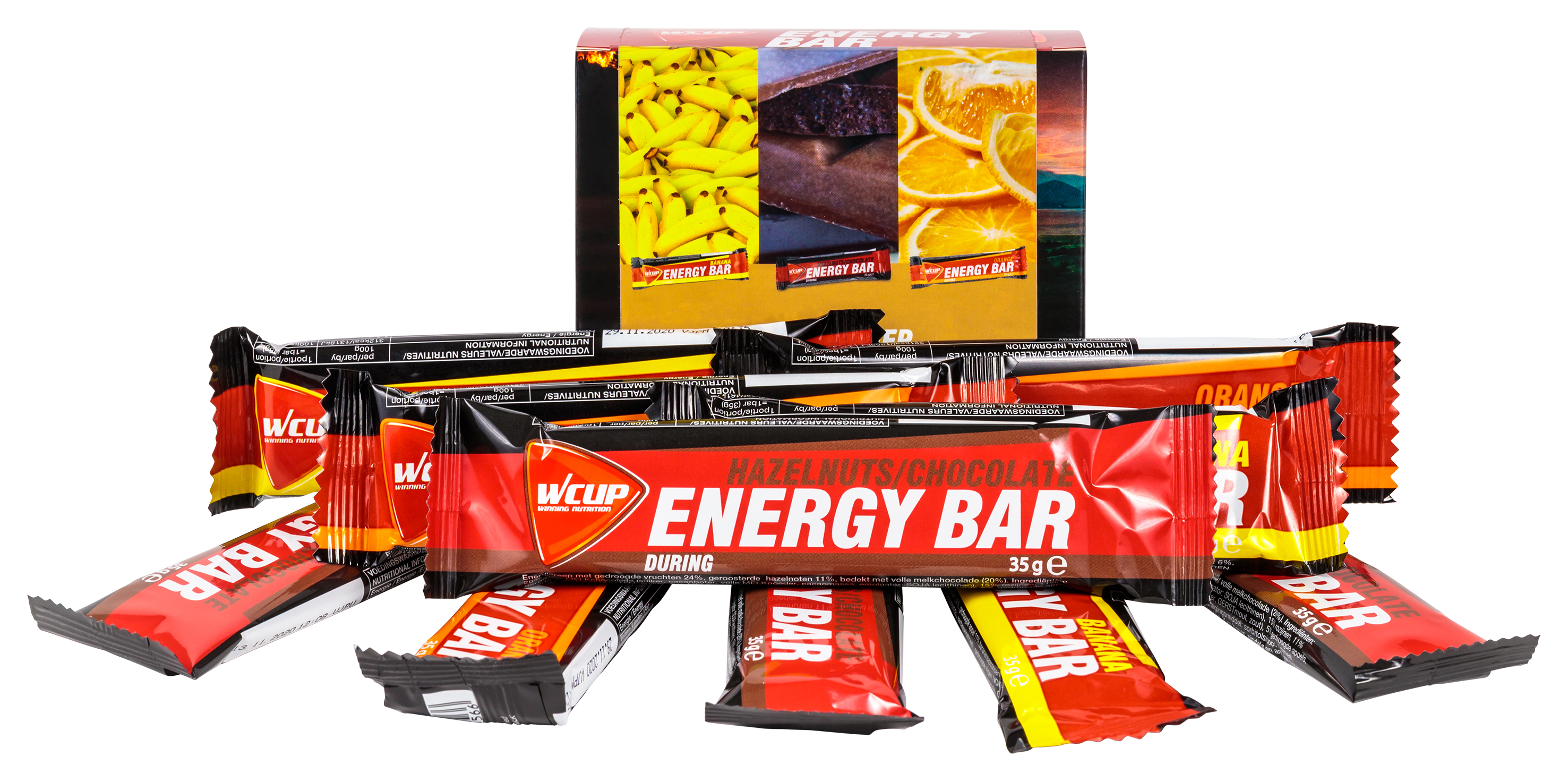 Energy Bar Mix (10 stuks)