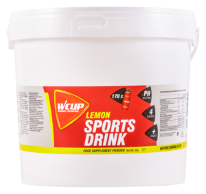 Sports Drink Lemon 5000 G (Emmer)