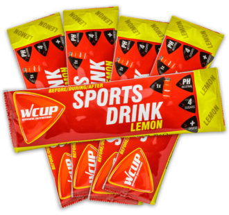 Sports Drink Lemon (5 x 1 Dosis)