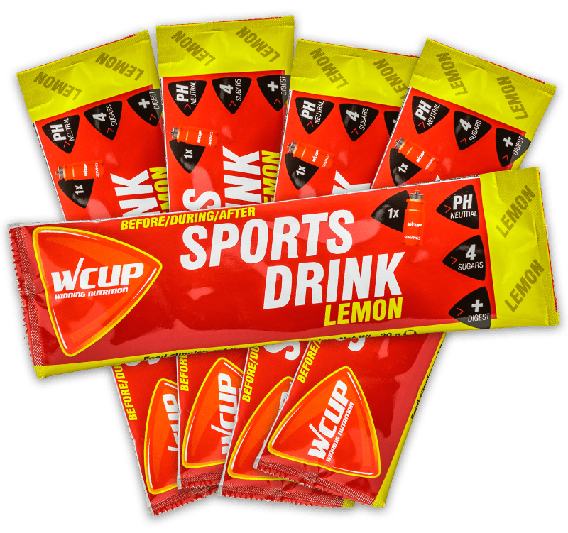 Sports Drink Lemon 5 x 30 G
