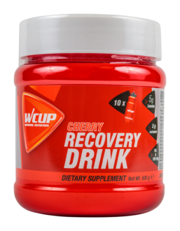 Recovery Drink Cherry 500 G