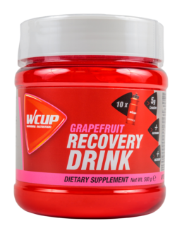 Recovery Drink Grapefruit 500 G