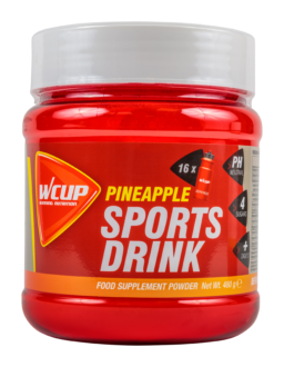 Sports Drink Pineapple 480 G