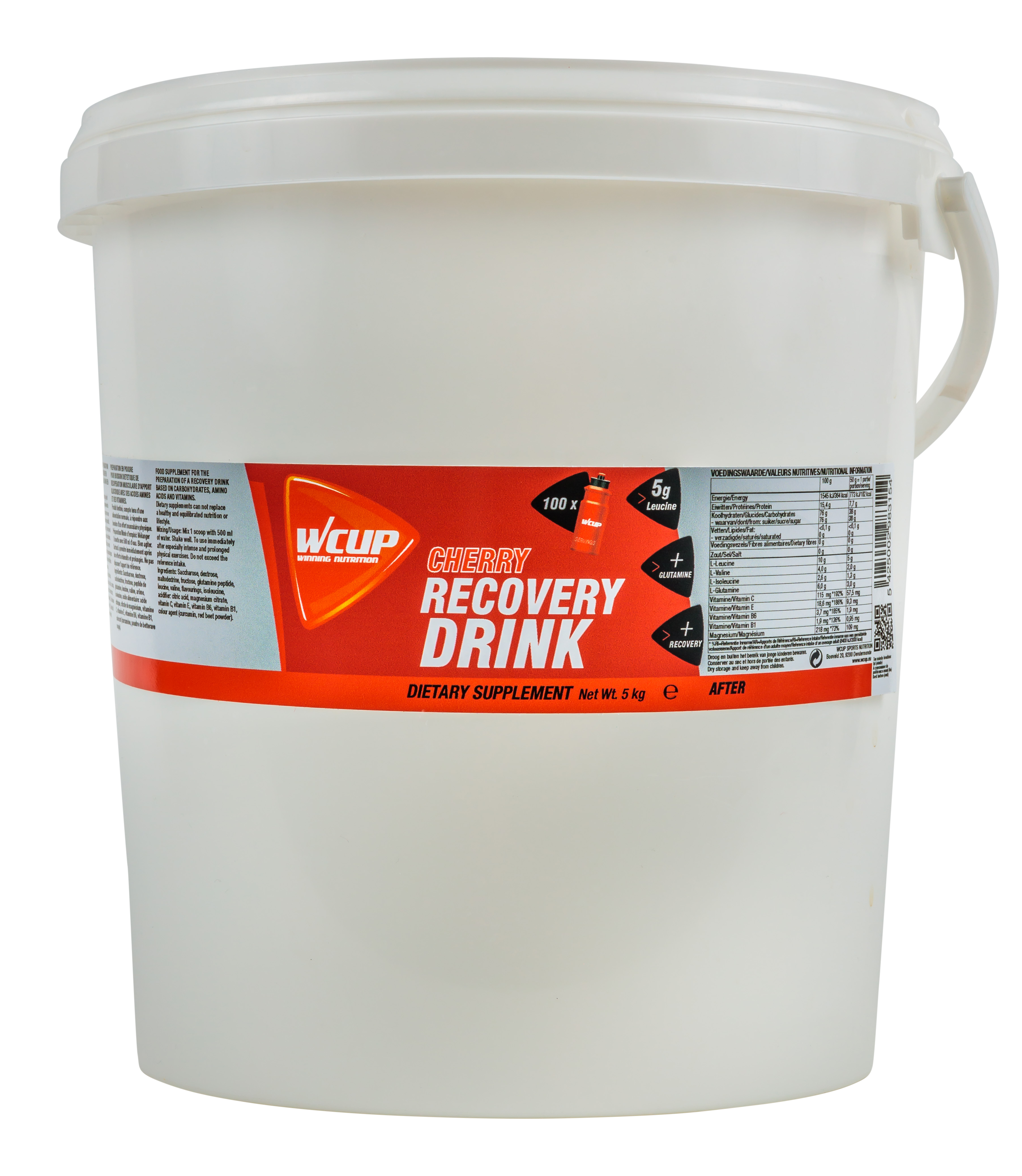 Recovery Drink Orange 5000 G