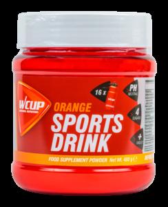 Sports Drink Orange 480 G