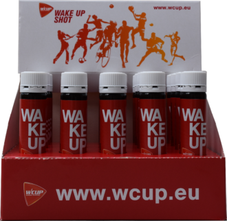 Wake Up Shot 20 x 25 ml Yellow Fruit