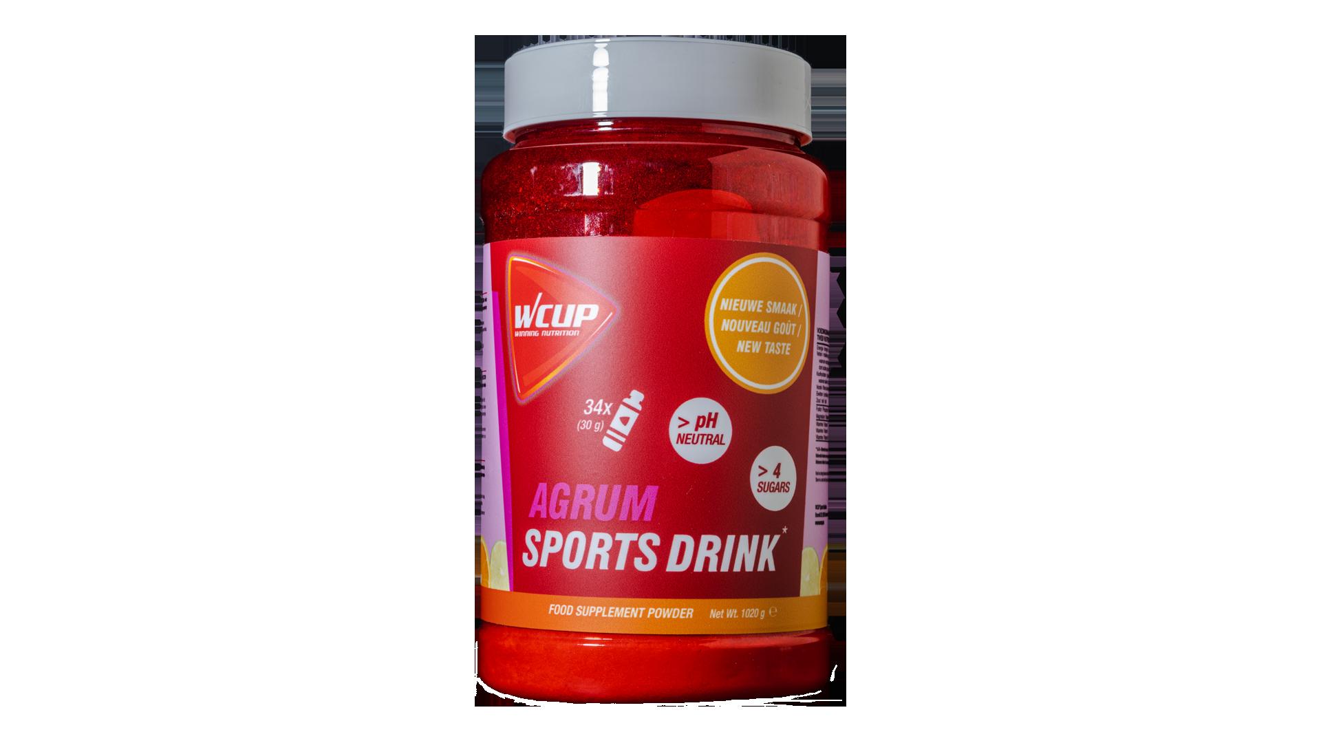 Sports Drink Agrum 1020 G